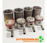 Поршневая группа с кольцами ГАЗ-3308, 3309 и их модификации, КАВЗ 92,0 mm 511.1000105-50 ЗМЗ