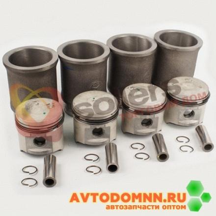 Поршневая группа с кольцами Г-3308, 3309 и их модификации, КАВЗ 92,0 mm 511.1000105-50 ЗМЗ