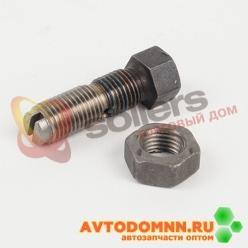 Винт регулировочный клапана с гайкой к-т двигатель ЗМЗ-402,V8 511.1007074 ЗМЗ