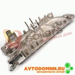 Труба впускная двигатель ЗМЗ-511, 513, 5233, ГАЗ-3307 511.1008013 ЗМЗ