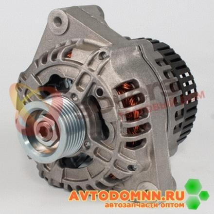 Генератор 80А двигатель ЗМЗ-405, 406, 4092, 514 Hunter, 40524, 40525, 40904 Hunter 5122.3771000 ЗМЗ