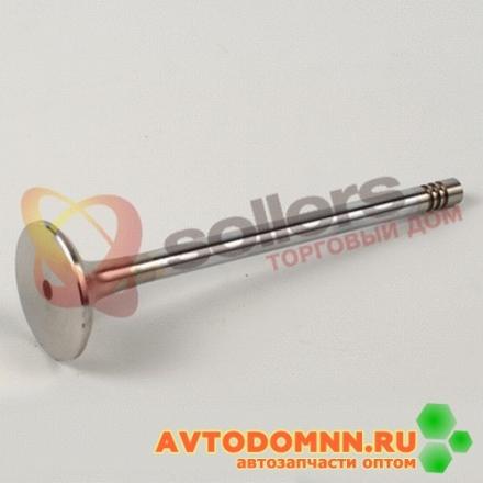 Клапан выпускной 514.1007012-21 ЗМЗ