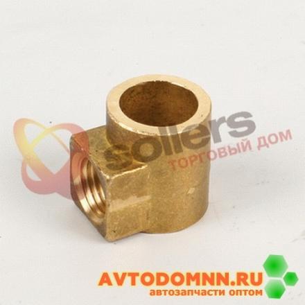 Штуцер датчика давления масла двигатель ЗМЗ-51432.10, Евро 4 514.3829434-10 ЗМЗ