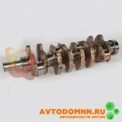 Вал коленчатый с пробками двигатель ЗМЗ-514 5143.1005011 ЗМЗ