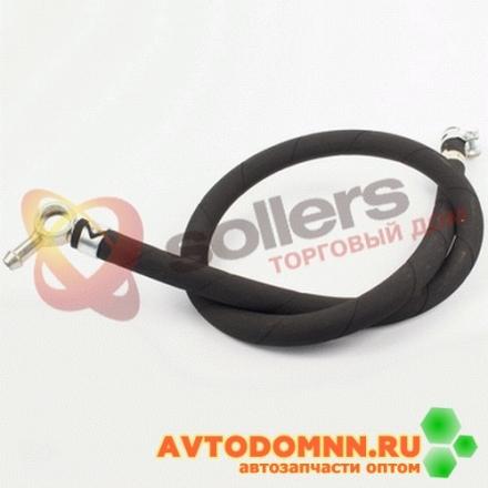 Топливопровод низкого давления ГАЗ-2705, 3302, 2752, 3221 и их модификации, УАЗ Hunter- до 05.2008 5143.1104110-20 ЗМЗ