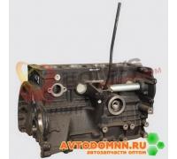 Блок цилиндров с трубкой указателя уровня масла двигатель ЗМЗ-514 переходной вариант 5143.3906586-40 ЗМЗ