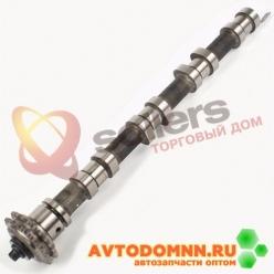 Вал распределительный впускных клапанов двигатель ЗМЗ-51432.10 Евро-IV 51432.1006011 ЗМЗ