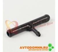 Тройник топливопроводов двигатель ЗМЗ-51432 Евро-IV 51432.1104180 ЗМЗ