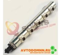Рампа топливная дв. ЗМЗ-514 Евро-4 51432.1112150 ЗМЗ