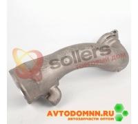 Патрубок впускной турбокомпрессора двигатель ЗМЗ-51432.10 Евро-IV 51432.1118066 ЗМЗ