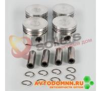 Поршень с пальцем и стопорными кольцами к-т двигатель ЗМЗ-5231, 5233, 5234 92,0 mm 523.1004014 ЗМЗ