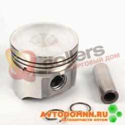 Поршень с пальцем и стопорными кольцами к-т двигатель ЗМЗ-5231,5233, 5234 93,5 mm 523.10...