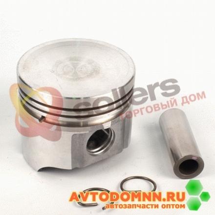 Поршень с пальцем и стопорными кольцами к-т двигатель ЗМЗ-5231,5233, 5234 93,5 mm 523.1004014-ВР ЗМЗ