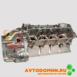 Блок цилиндров с картером сцепления двигатель ЗМЗ-V8 с 5-ступ. КПП 5233.1002009-10 ЗМЗ