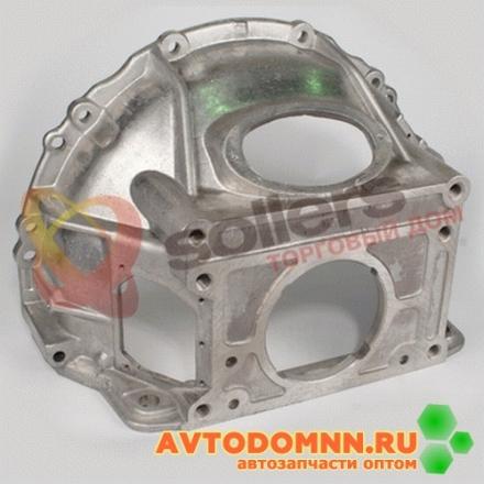 Картер сцепления верхняя часть двигатель ЗМЗ-513, 5233, 5234, 5231, 52342 5233.1601015 ЗМЗ