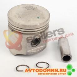 Поршень с пальцем и стопорными кольцами к-т двигатель ЗМЗ-402,V8 93,0 mm 53-1004014-11-Б...