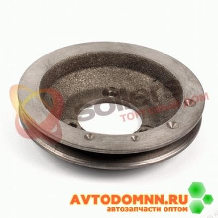 Шкив коленчатого вала двигатель ЗМЗ-511 53-1005060 ЗМЗ
