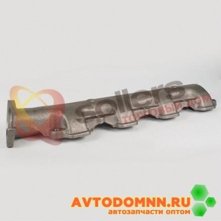 Коллектор выпускной левый 53-1008025 ЗМЗ