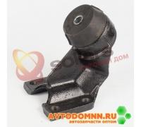 Кронштейн опоры двигателя с подушкой двигатель ЗМЗ-V8 53-12-1001012 ЗМЗ