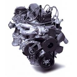 Двигатель с моторным маслом ГАЗ-3110, 3102 и их модификации, АИ-92, без топливного шланг...