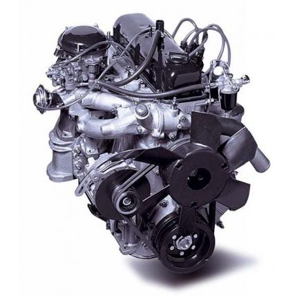 Двигатель с моторным маслом ГАЗ-3302, 2705, 2752, 3221 и их модификации, АИ-92 4026.1000390-01 ЗМЗ