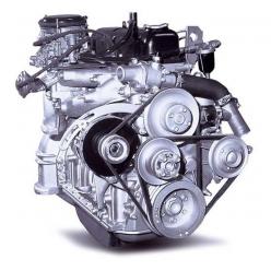 Двигатель с моторным маслом ГАЗ-3110, 3102 и их модификации, АИ-76, без топливного шланг...
