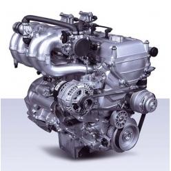 Двигатель с моторным маслом ГАЗ-3302, 2705, 2752, 3221 и их модификации, АИ-92, впрыск 4...