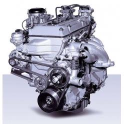 Двигатель с моторным маслом ГАЗ-2705, 3302, 2752, 3221 и их модификации, АИ-92, карбюрат...
