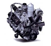 Двигатель с моторным маслом ГАЗ-3307, 4-ст.КПП 511.1000402 ЗМЗ
