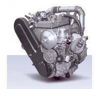 Двигатель УАЗ-Hunter с ГУР, EURO-III 5143.1000400-80 ЗМЗ