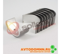 Комплект шатунных вкладышей (0,05) ВК-24-1000104-БР ЗМЗ