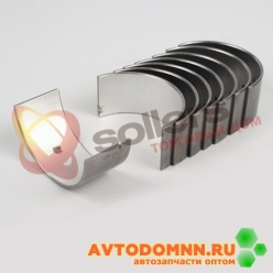 Комплект шатунных вкладышей (0,75) ВК-24-1000104-ЕР ЗМЗ