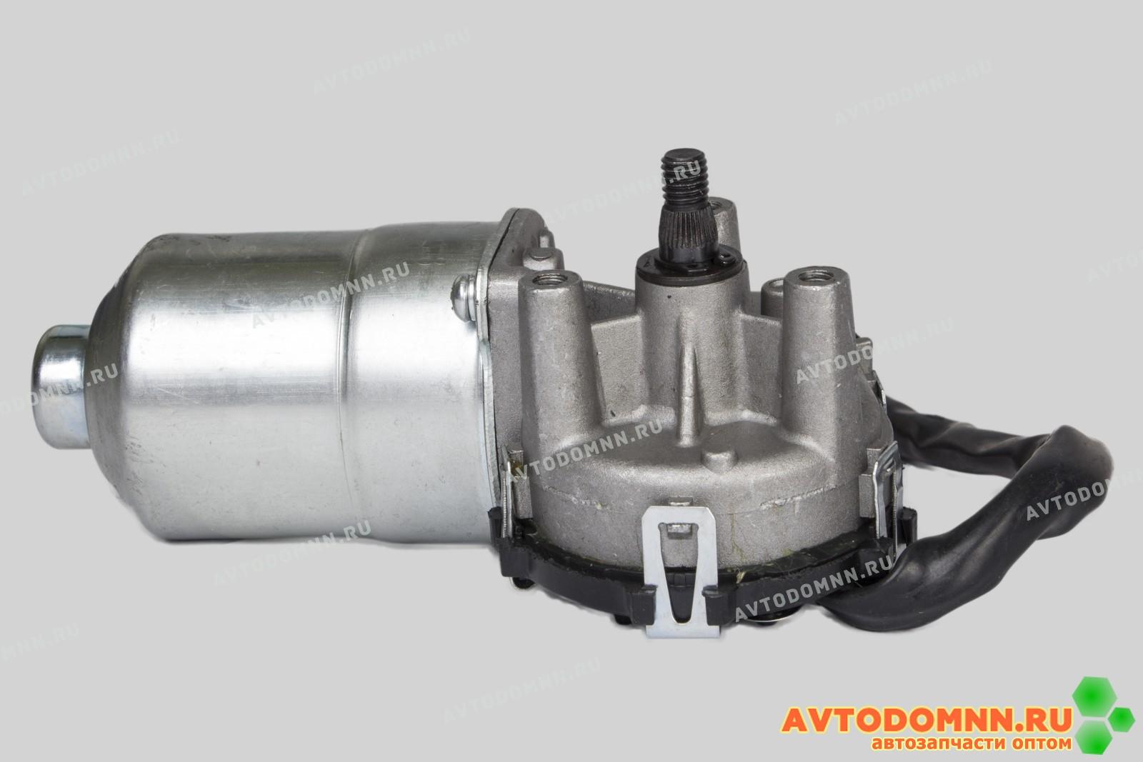 0 390 243 201 мотор (моторедуктор) стеклоочистителя 0 390 243 201 Газель Бизнес (12В/40Вт) аналог БОШ