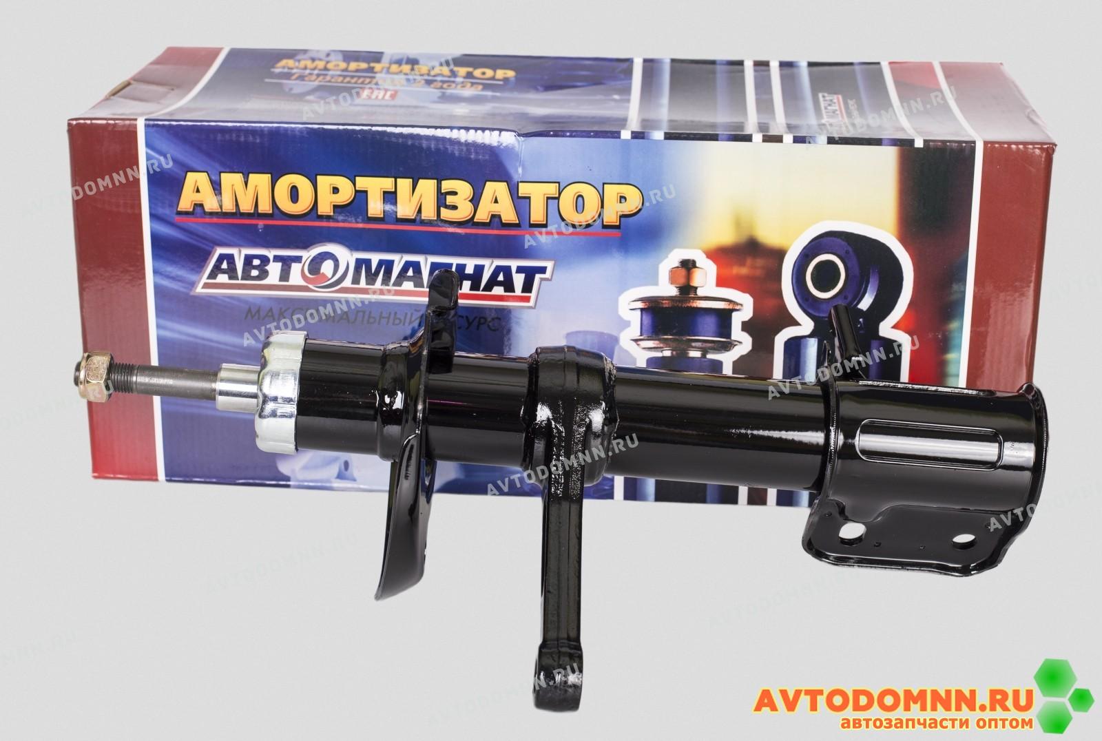 1119-2905003 стойку амортизаторную переднюю левую (под бочкообразную пружину) (масляный) ВАЗ 1117-1119 Калина