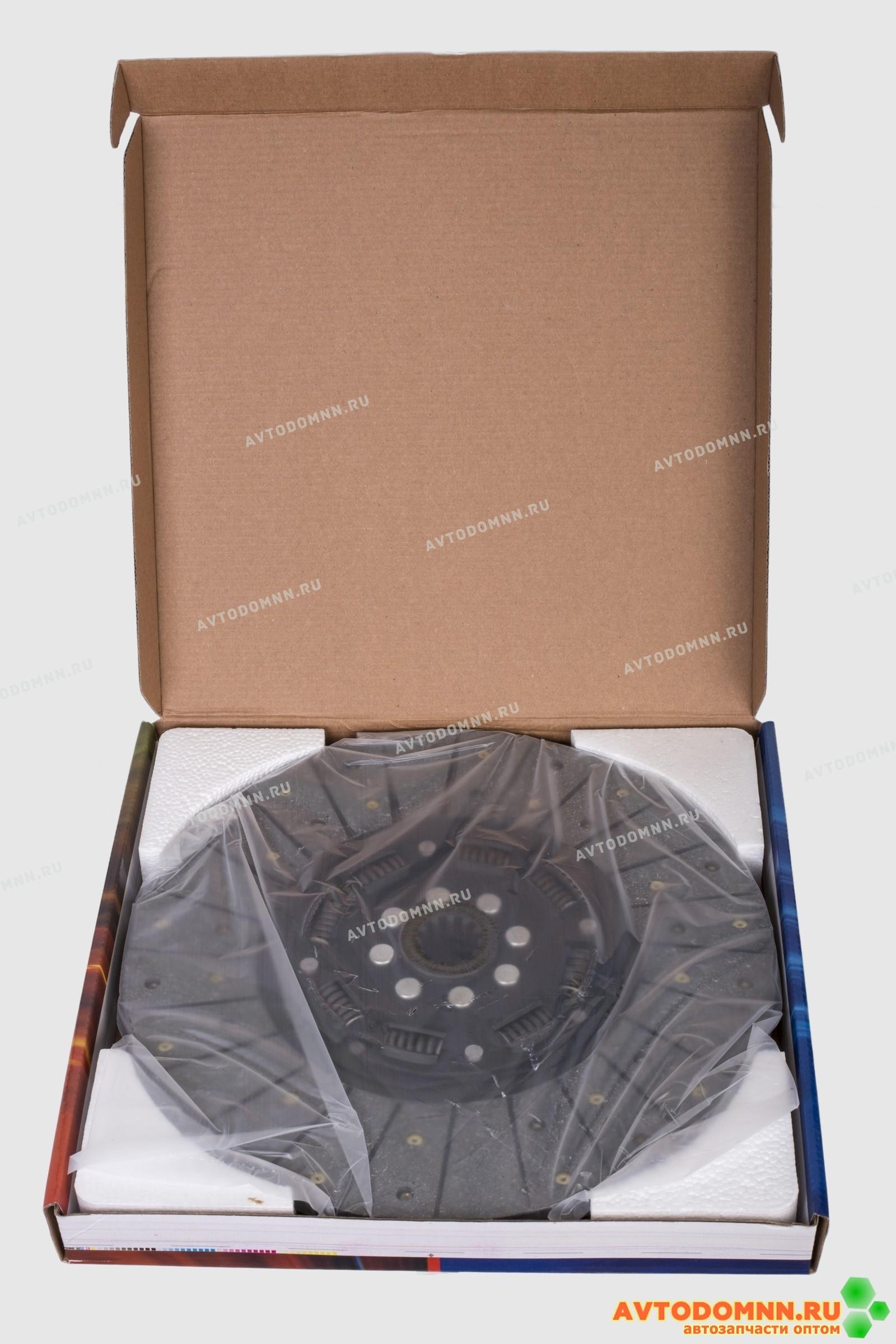 70-1601130 диск сцепления ведомый МТЗ (демпфер на пружинах)