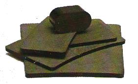 Вкладыши и сектора фрикционные УД-2636БА, УД-2638БА, УД-6468БА, УД-6470БА, УД-6514БА